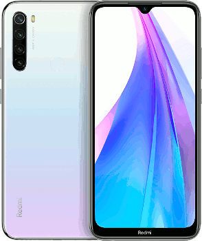 redmi note 8t white