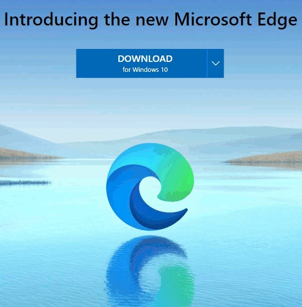 download edge for windows10